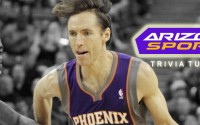 Trivia Tuesday: Steve Nash joins the Phoenix Suns Ring of Honor