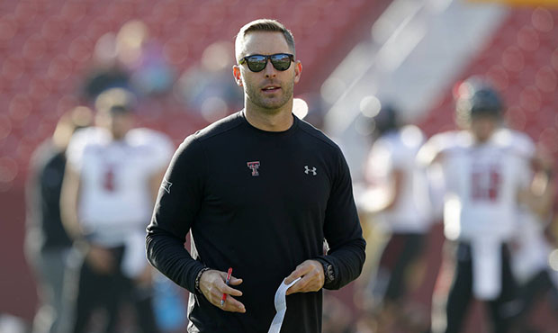 Kliff Kingsbury is on his way to the National Football League